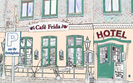 Roast Apple Unplugged im Café Frida Bredstedt