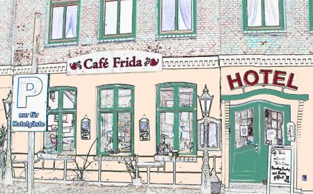 Roast Apple Unplugged im Café Frida Bredstedt