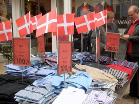Verkaufsoffen in Tonder – Geschäfte leiden unter verzögerter Reparatur der B5