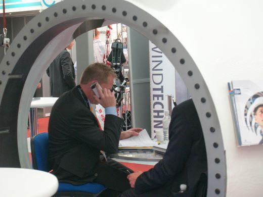 Die Windmesse 2015 ist das Zukunftsmodell für Husum