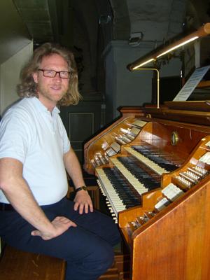 Orgelkonzert in Tönning