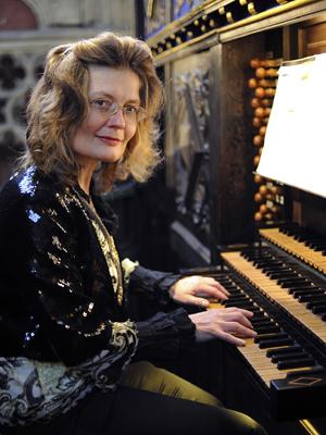 Langenhorner Orgelsommer 2013 Tag 2: Ines Maidre-Aarvik live