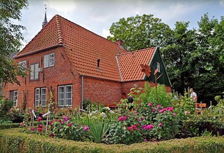 Rosentage im Haus Peters Tetenbüll