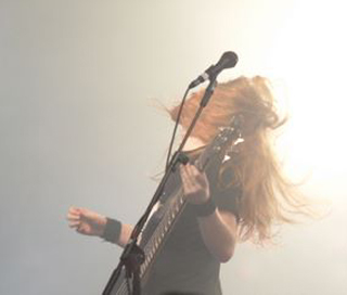 Keitum wird zum Metal-Mekka – Erste Sylter Heavy Metal Night