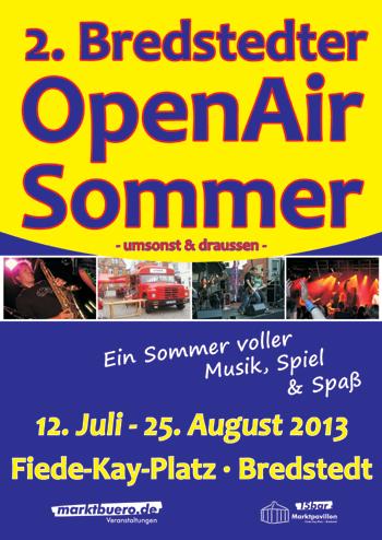 Der 2. Bredstedter OpenAir Sommer