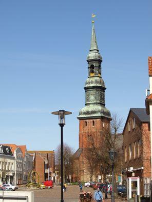 Drehorgelkonzert in der St. Laurentiuskirche  – Tönning