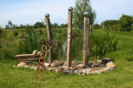 KunstBude ReimersBude Gartenfest mit Ausstellung