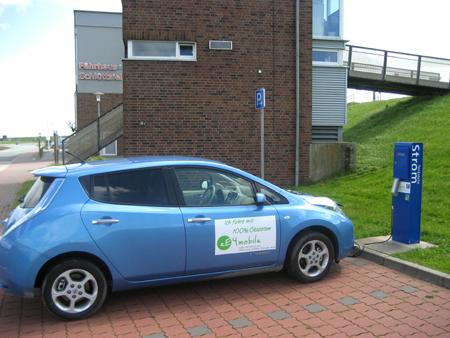Elektromobilität auf dem Vormarsch in Nordfriesland!