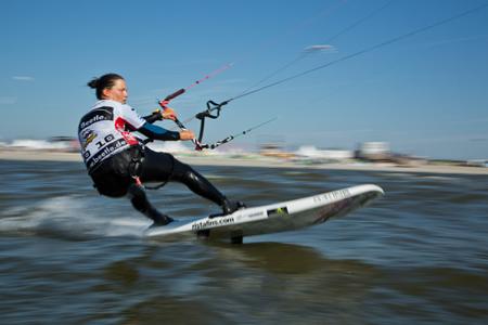 Christine Bönniger gewinnt vorzeitig den Beetle Kitesurf World Cup und feiert ersten World Cup Sieg ihrer Karriere