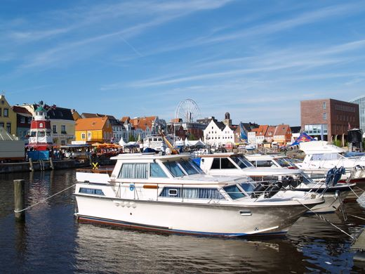 Die Husumer Hafentage 2013
