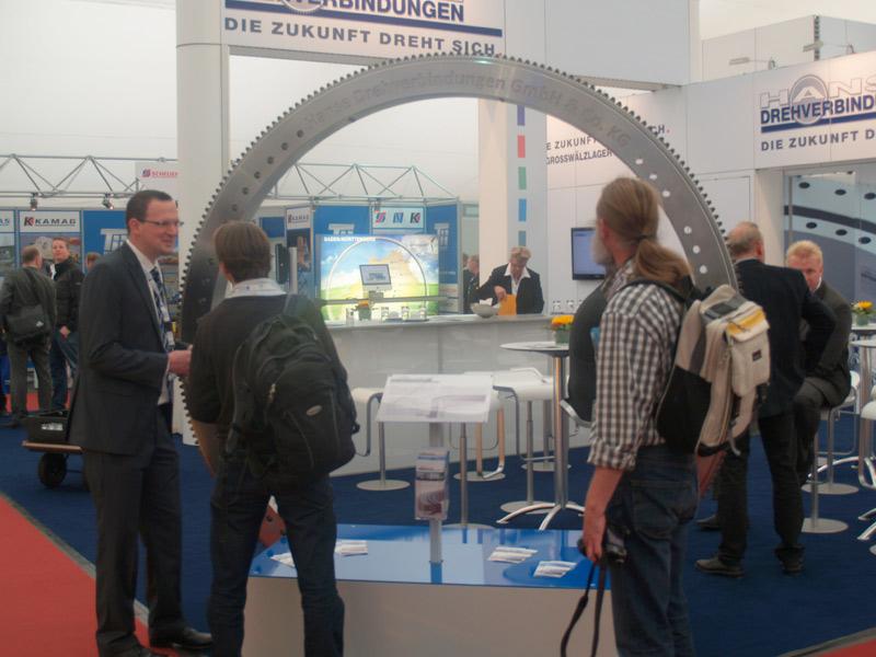 HUSUM Wind 2015: Messekonzept setzt auf traditionsreiches Flair maßgeschneidert für den  deutschen Markt