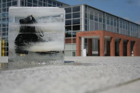 Attraktion in der Messehalle Husum: Eiszeit – neue Freizeitattraktion in der kalten Jahreszeit