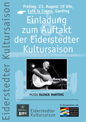 Die Eiderstedter-Kultursaison 2013 beginnt