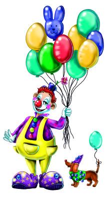 Der Flohmarkt für die Kleinen! Flohmarkt, Clowns und Kinderaktion beim Friesencenter Niebüll