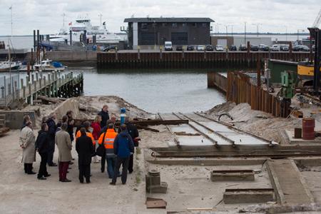 Bilanz der OBMC 2013 in Husum: Auch Handwerksbetriebe profitieren von Offshore-Windparks