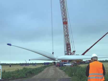 Husum – Jobeinstieg als Servicetechniker in der Windenergie