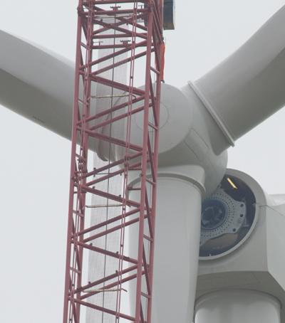 Deutsche Windtechnik: 130 Teilnehmer diskutieren über Service von Windenergieanlagen in Ostenfeld