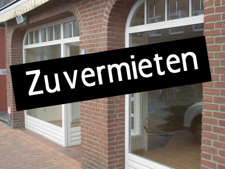 Zugreifen! Viele leere Läden in Bredstedt zu vermieten! Aber warum stehen sie manchmal so lange leer?