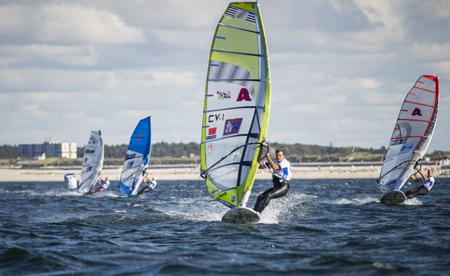 Sebastian Kördel feiert beim GP Joule Windsurf World Cup Sylt sein bestes internationales Ergebnis