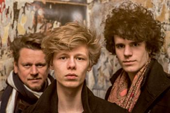 November-Top-Veanstaltung im Speicher Husum: Jesper Munk & Band