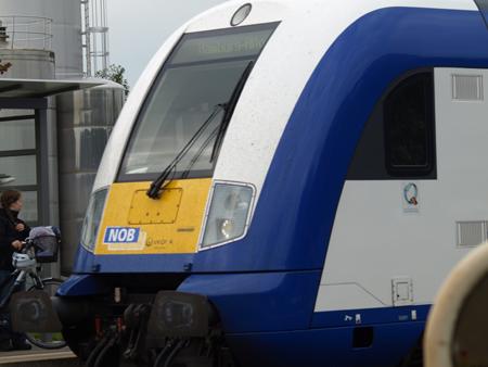 NOB Bahnverkehr Hamburg – Niebüll weiterhin behindert