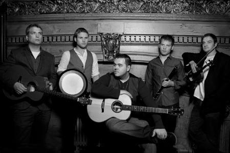 Am 19.10. im Speicher Husum – Besuch aus Schottland: The Paul McKenna Band