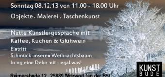 KunstBudenzauber auf Hof Reimersbude in Witzwort