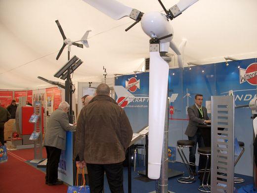 New Energy Husum – Kleinwindforum für Privatbesucher findet erstmals statt