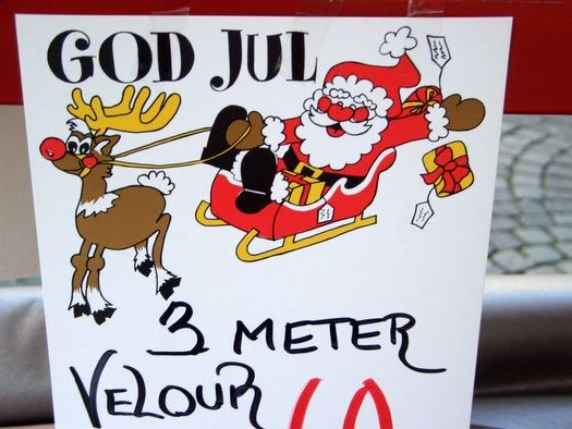 In Tønder geht´s los – Die Weihnachtsmänner kommen