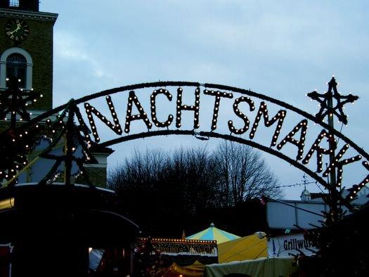 Nicht zu klein und nicht zu groß, der wunderbare Husumer Weihnachtsmarkt
