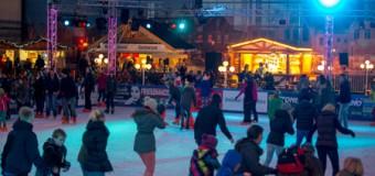 Husumer Eiszeit! Bergfest, zusätzliche Eisdisco und eine Geschenke-Tauschbörse