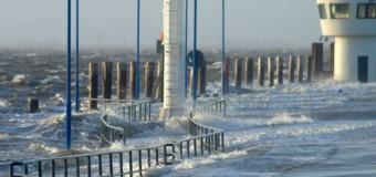 Orkan Xaver – Erste orkanartige Böen auf Sylt – Fähren teilweise eingestellt – Brücken werden gesperrt
