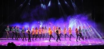 Hoch das Bein! Die Super-Tanzshow Gaelforce Dance im NordseeCongressCentrum Husum