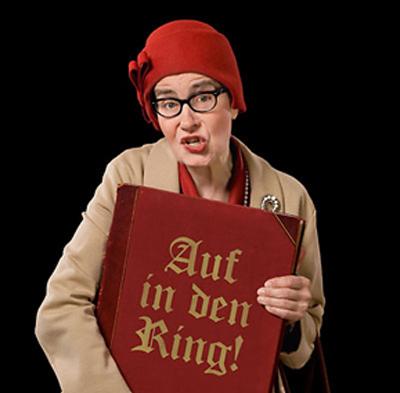 NCC Husum im Januar: Marlene Jaschke: Auf in den Ring!