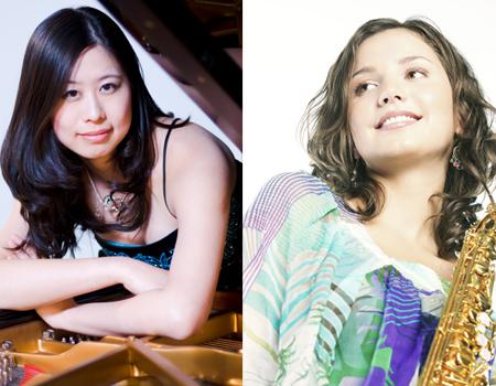 Klassik-Highlight im neuen Jahr! Das Duo Fateyeva-Huang zu Gast im Husumer Schloss