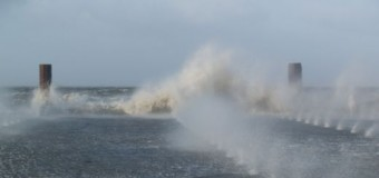 Orkan Xaver – Der Orkan im Twitter Liveticker auf Nordfriesland-Online