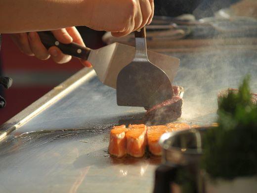 Meisterliches Küchenpersonal kommt aus Husum