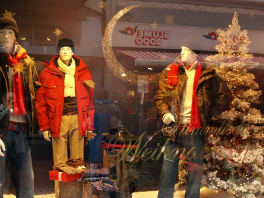 Am Samstag ist Advents Late Night Shopping in Husum