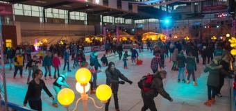 Über 20.000 Besucher kamen zur 1. Husumer Eiszeit in die Messehalle