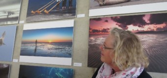 Wattperspektiven – Fotoausstellung im Tönninger Nationalpark-Zentrum Multimar Wattforum