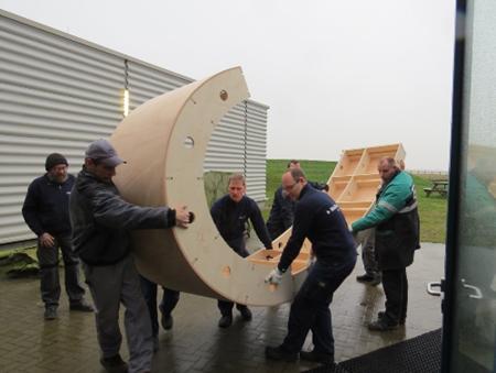 Umbau im Nationalpark-Zentrum Multimar Wattforum macht Fortschritte