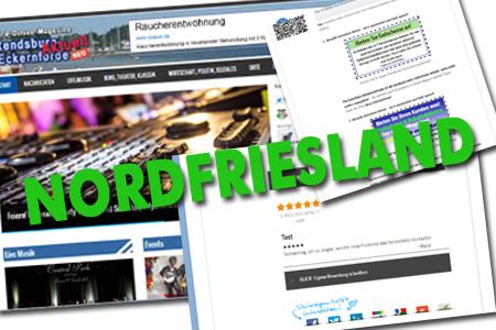 Nordfriesland-Online – Das war 2013, das kommt 2014 – Viele neue Features für Husum und NF