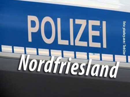 BPOL-FL: Friedrichstadt – Lok qualmt im Bahnhof – Feuerwehreinsatz