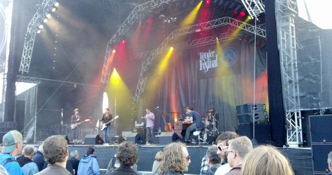 Tønder Festival feiert 40- jährigen Geburtstag – Top-Bands und Künstler feiern mit