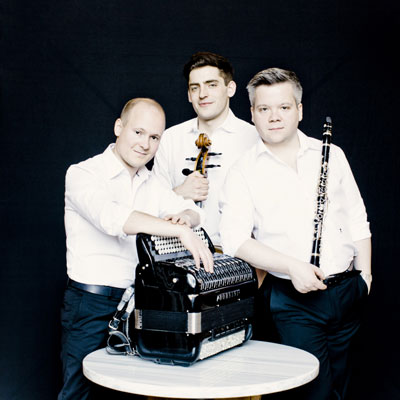 3. Junge Meister Konzerte im Husumer Schloss – Trio NeuKlang