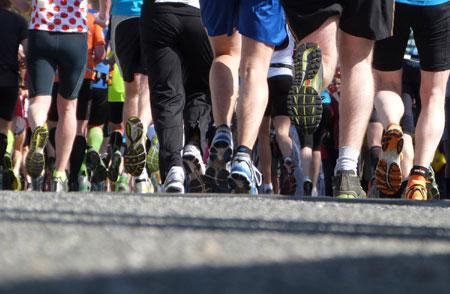 Föhr startet den nördlichsten Marathon zu Ostern 2014