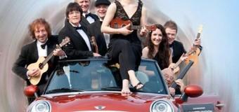 Flotter Musik-Abend im NCC Husum: The United Kingdom Ukulele Orchestra