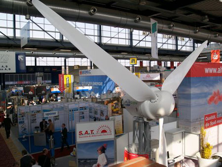 IB.SH informiert über Förderung und Finanzierung auf der New Energy in Husum