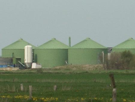Watt von hier – Biogas-Kampagne auf der New Energy Husum