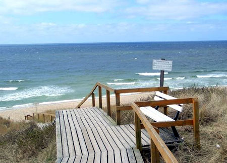 Paraffin Strandverschmutzungen an den Stränden Sylts sind beseitigt